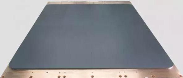 国产首套G5 TFT用ITO靶材从晶联光电顺利出货